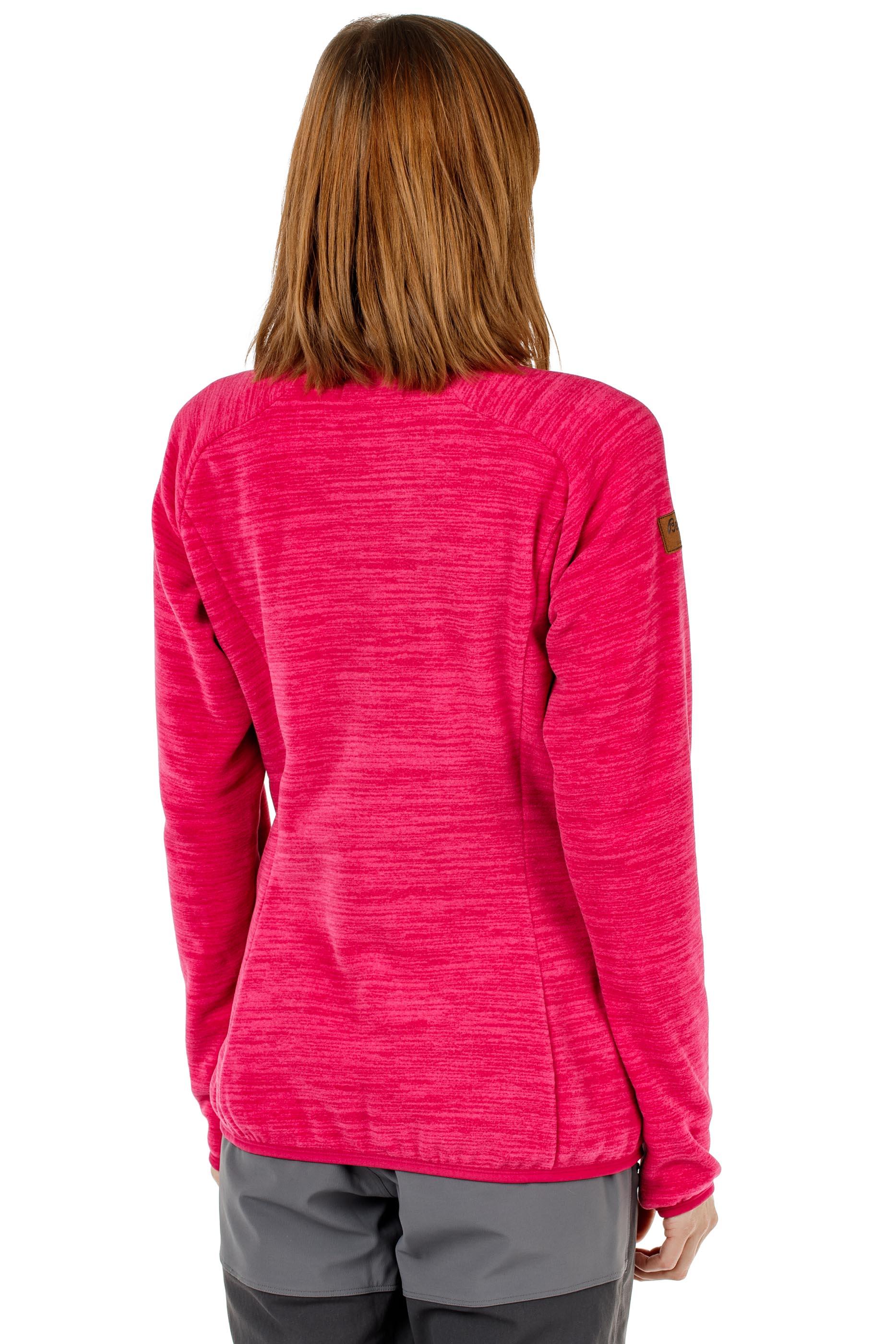 Куртка женская флисовая HAREID NOHOOD Bergans — фото 15
