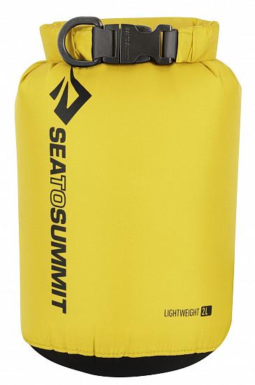 Гермомешок Lightweight 70D Dry Sack - 2 Litre Sea To Summit — фото 1