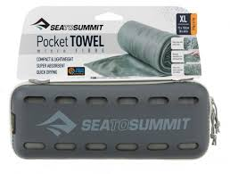 Полотенце Pocket Towel Sea To Summit — фото 2