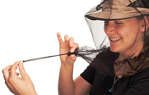 Накомарник Nano Mosquito Headnet Permethrin Treated Sea To Summit — фото 1