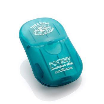 Сухое мыло Trek & Travel Pocket Conditioning Shampoo 50 Sea To Summit — фото 3