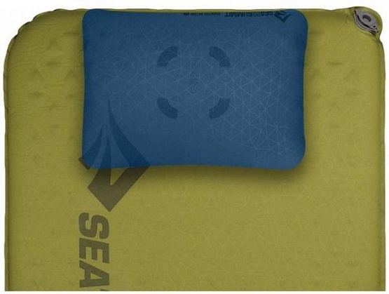 Коврик самонадув Camp Mat Self Inflating Rectangular Sea To Summit — фото 4
