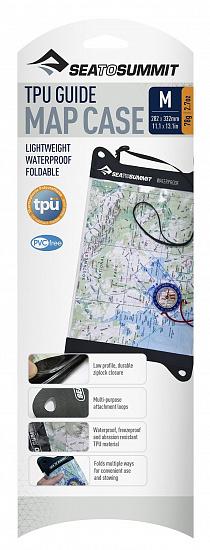 Гермочехол TPU Guide Map Case Clear Sea To Summit — фото 1