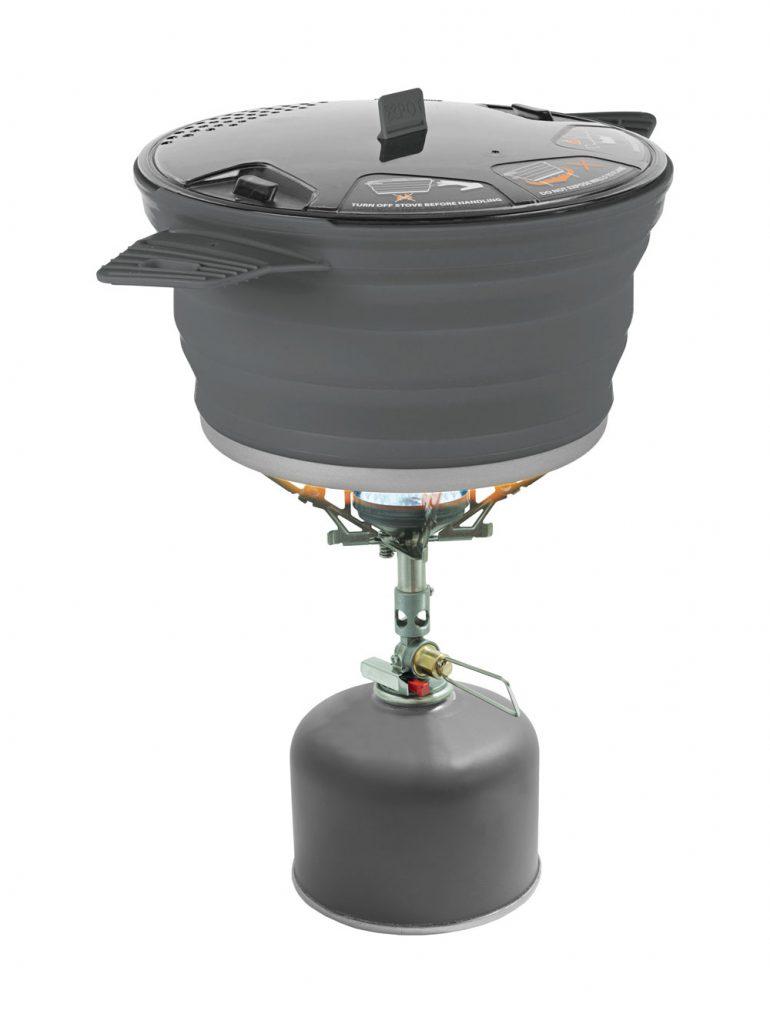 Кастрюля складная X-Pot  2.8 Liter Sea To Summit — фото 4