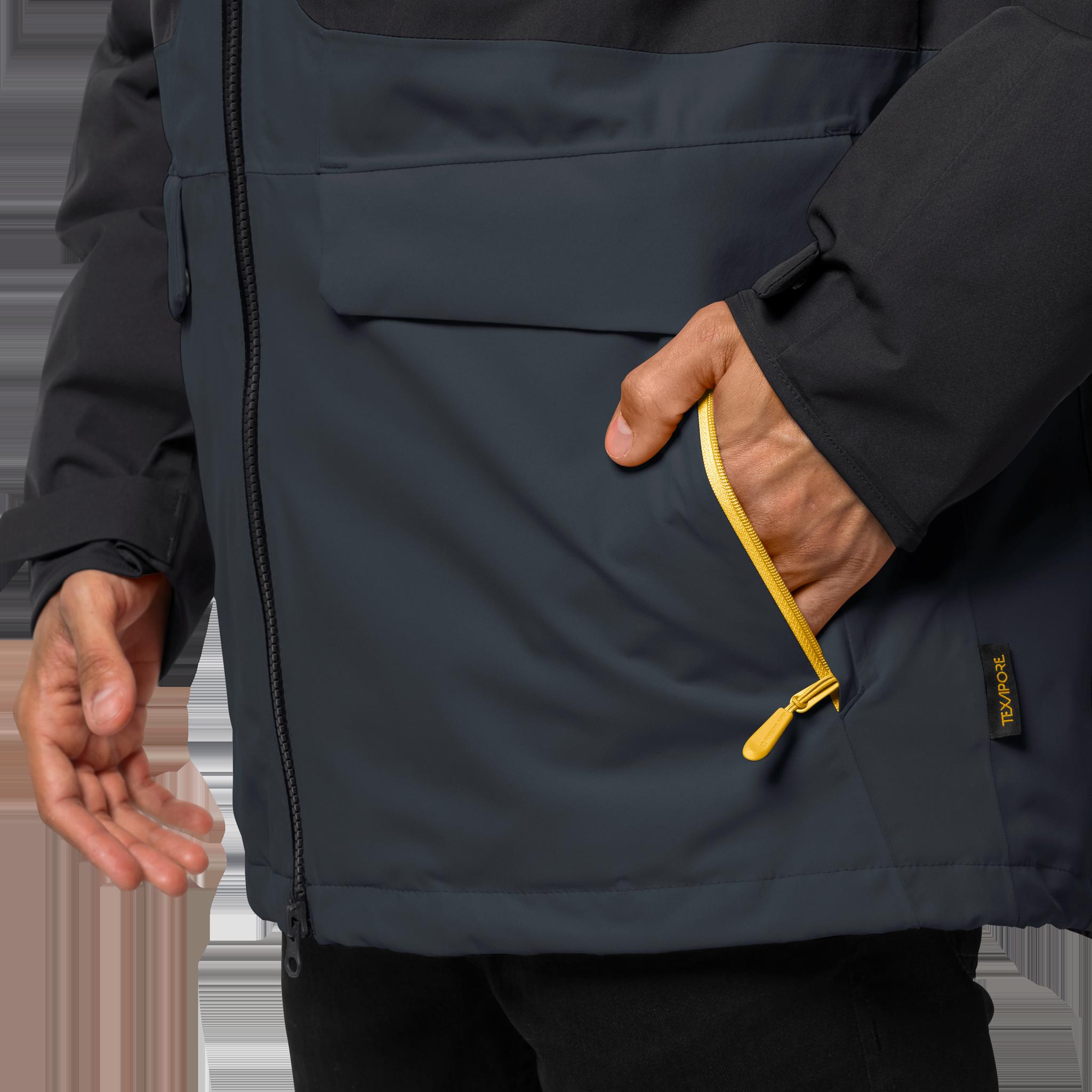 Куртка мужская 365 MILLENNIAL PARKA Jack Wolfskin — фото 5