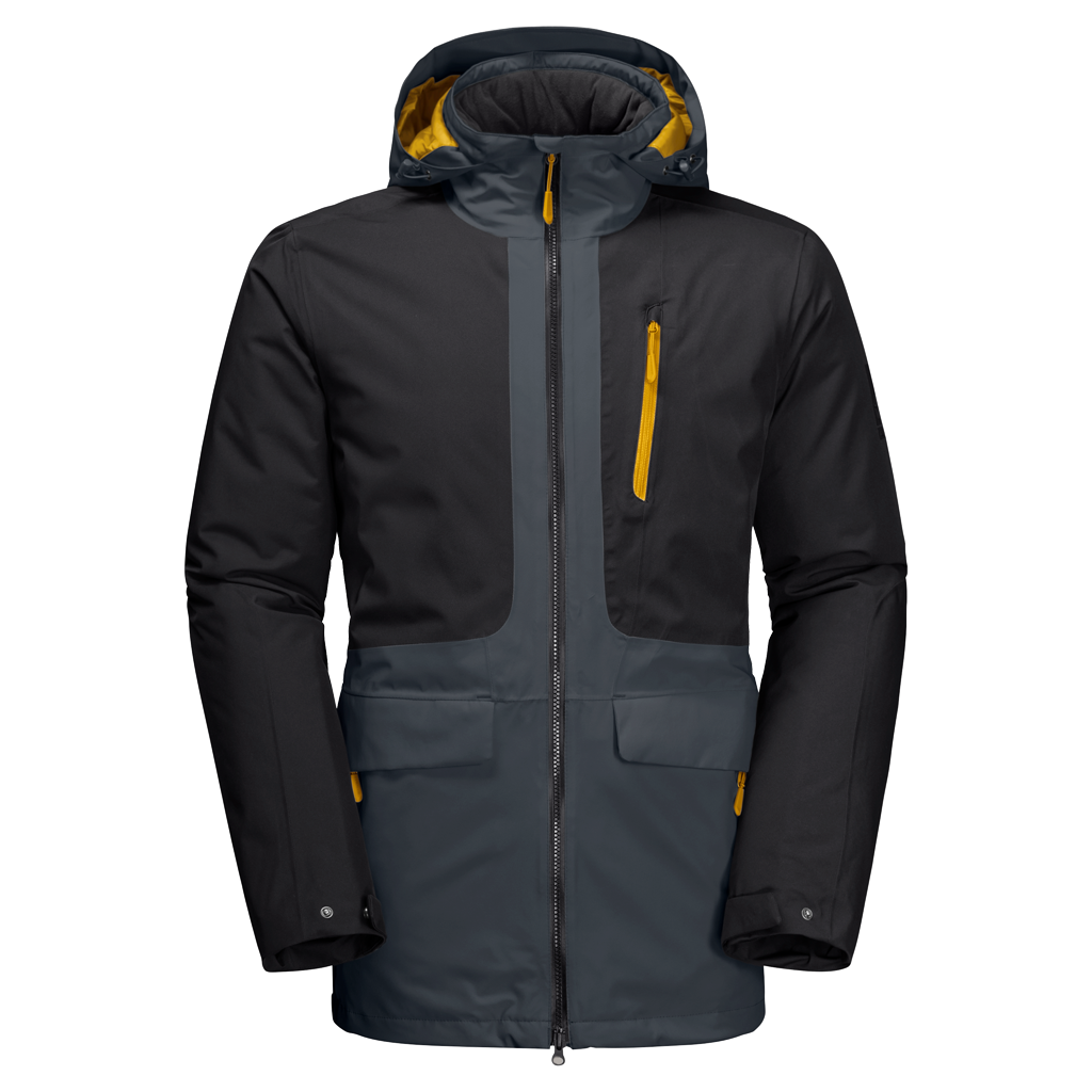 Куртка мужская 365 MILLENNIAL PARKA Jack Wolfskin — фото 1