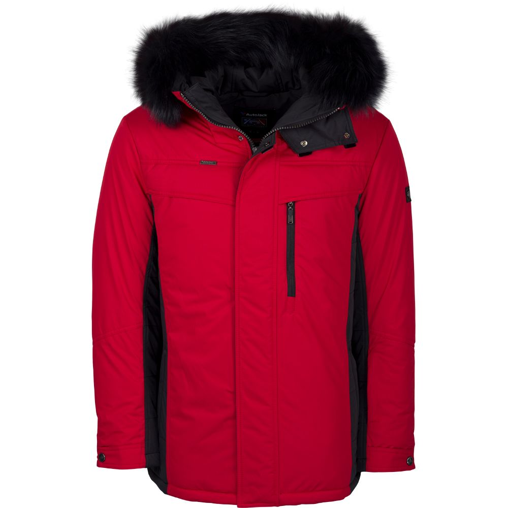 Куртка мужская зима 639Е AutoJack — фото 1