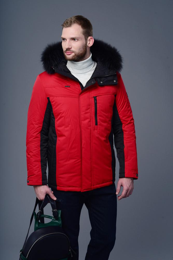 Куртка мужская зима 639Е AutoJack — фото 3