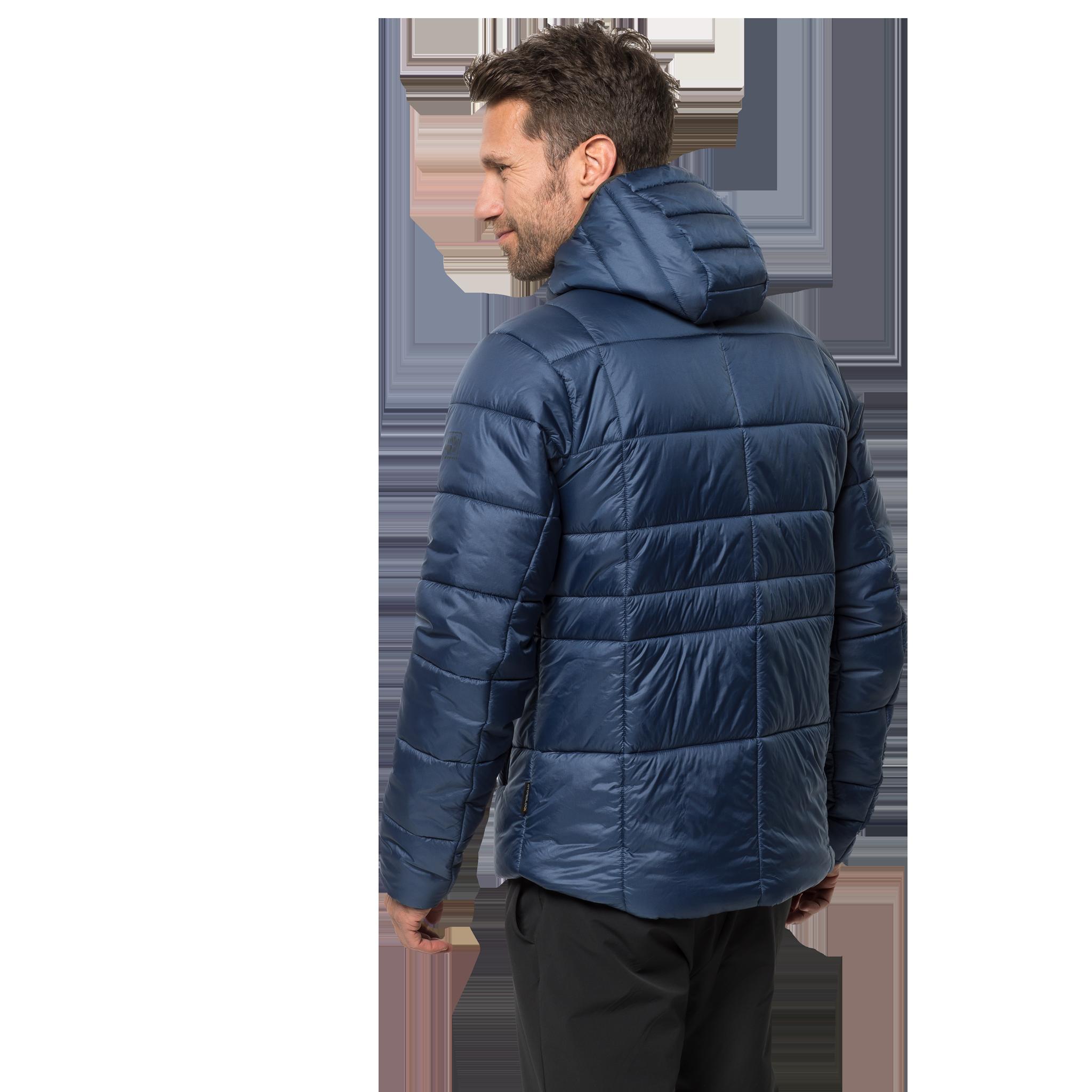 Куртка мужская ARGON THERMIC синий Jack Wolfskin — фото 3