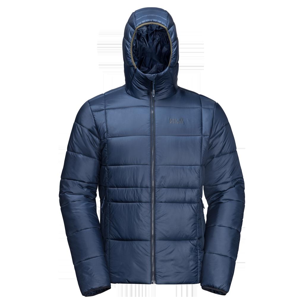 Куртка мужская ARGON THERMIC синий Jack Wolfskin — фото 2