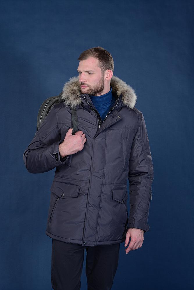 Куртка мужская зима 570ИМ/86 AutoJack — фото 3