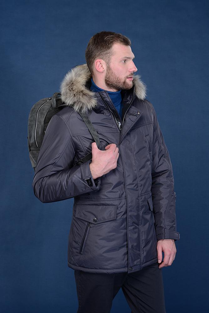 Куртка мужская зима 570ИМ/86 AutoJack — фото 4