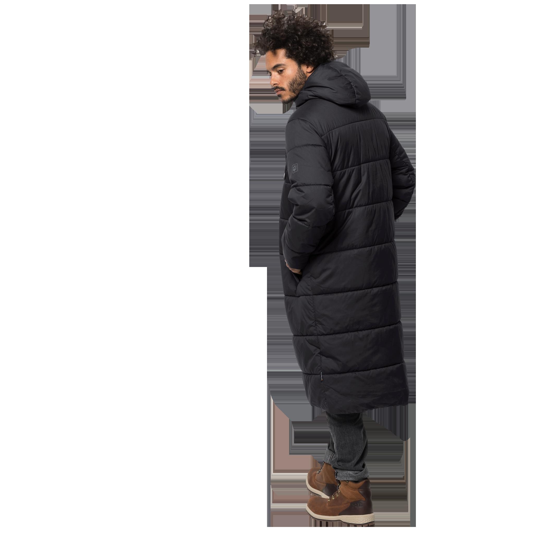 Куртка мужская KYOTO COAT черный Jack Wolfskin — фото 3
