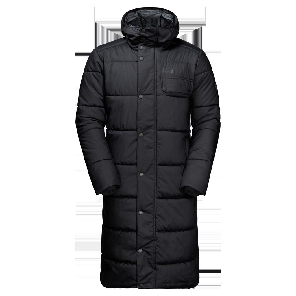 Куртка мужская KYOTO COAT черный Jack Wolfskin — фото 1