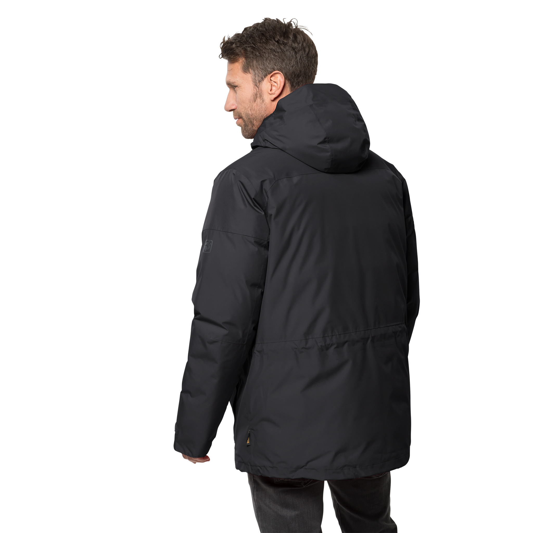 Куртка мужская NORTH ICE PARKA Jack Wolfskin — фото 3