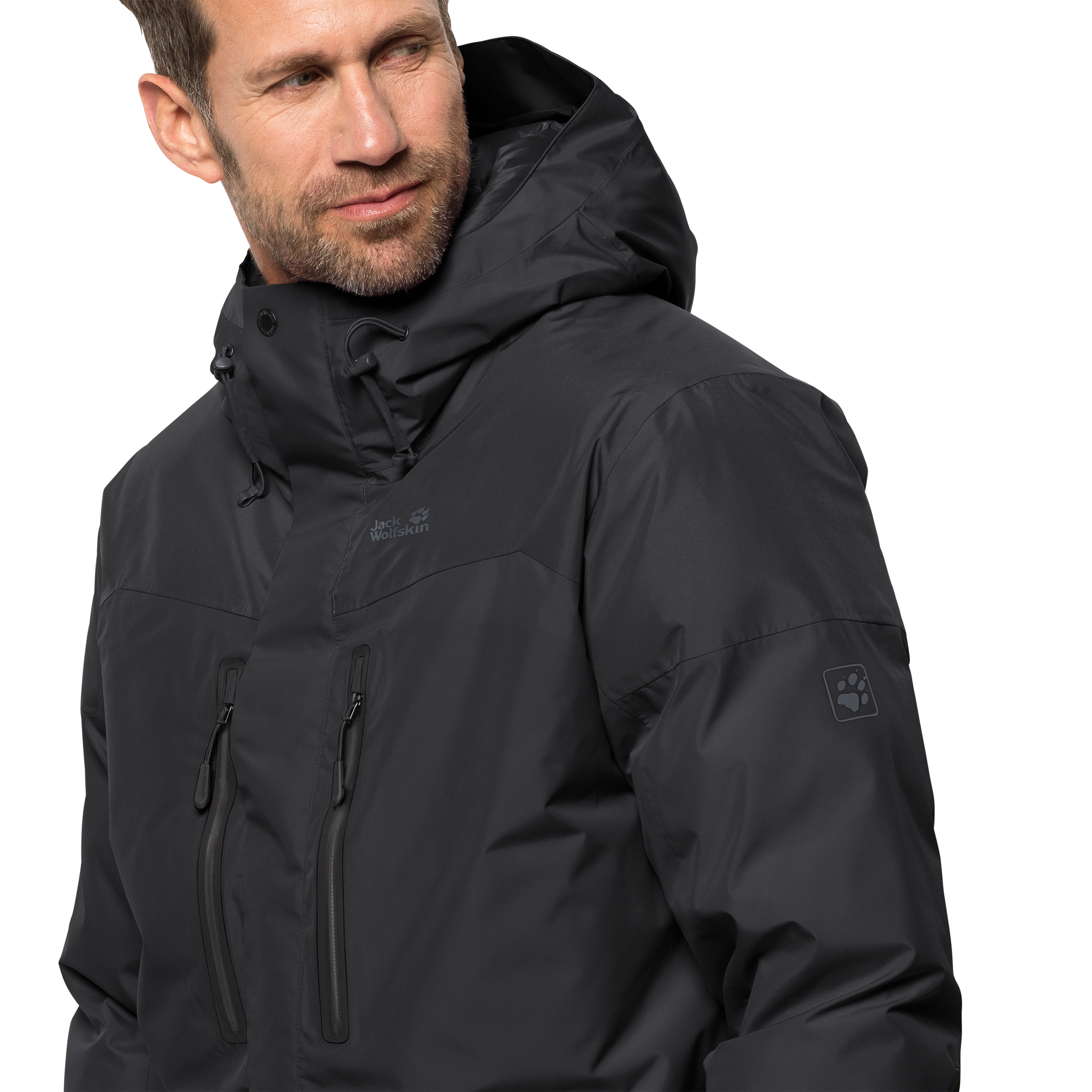Куртка мужская NORTH ICE PARKA Jack Wolfskin — фото 7