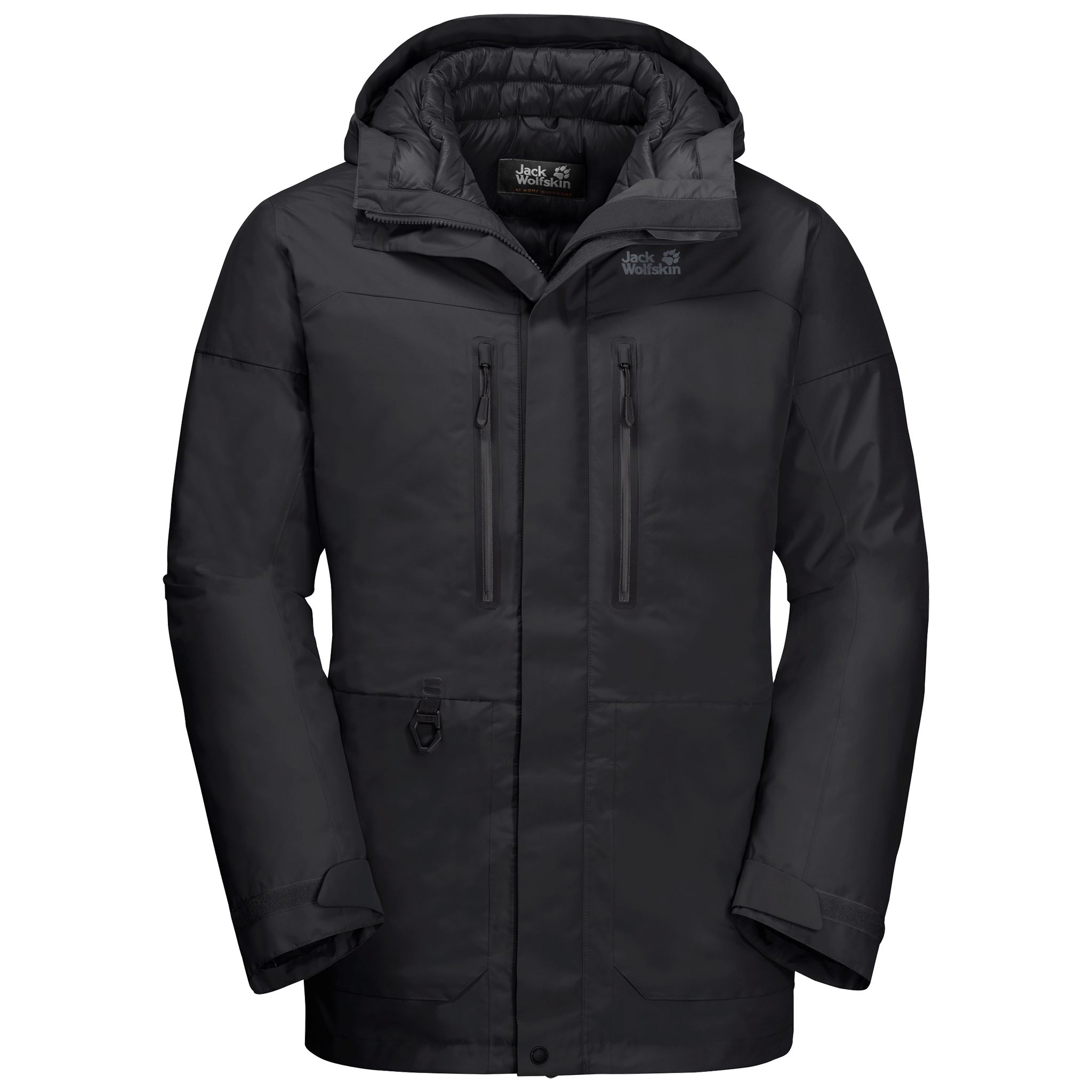 Куртка мужская NORTH ICE PARKA Jack Wolfskin — фото 1