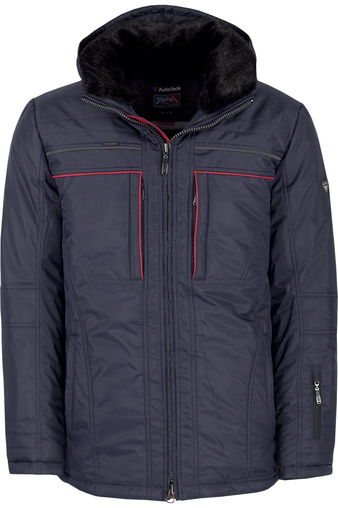 Куртка мужская зима 679ИМ AutoJack — фото 3