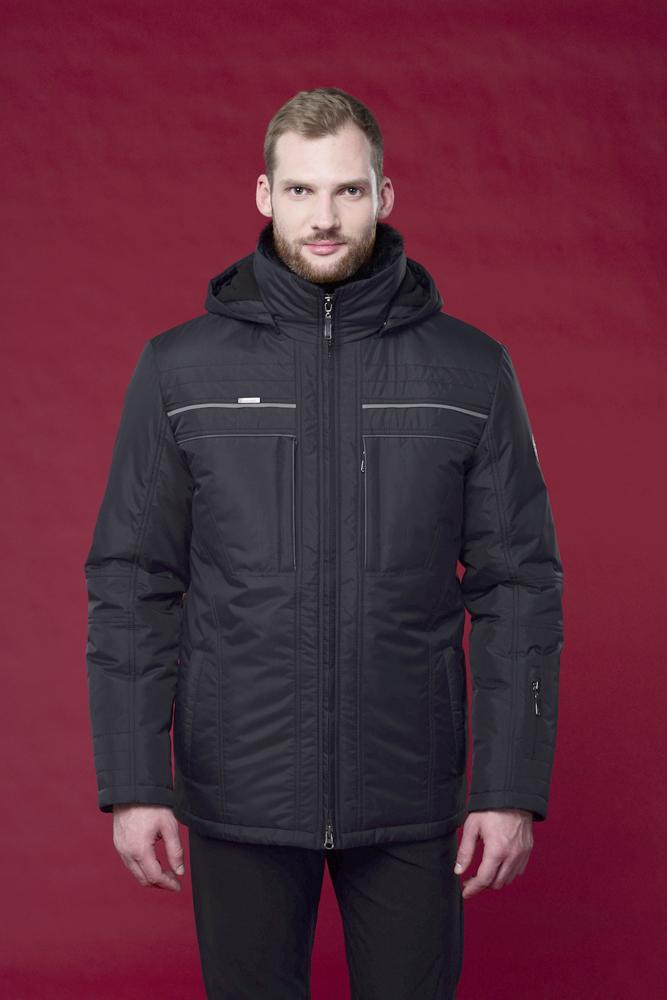 Куртка мужская зима 679ИМ AutoJack — фото 5