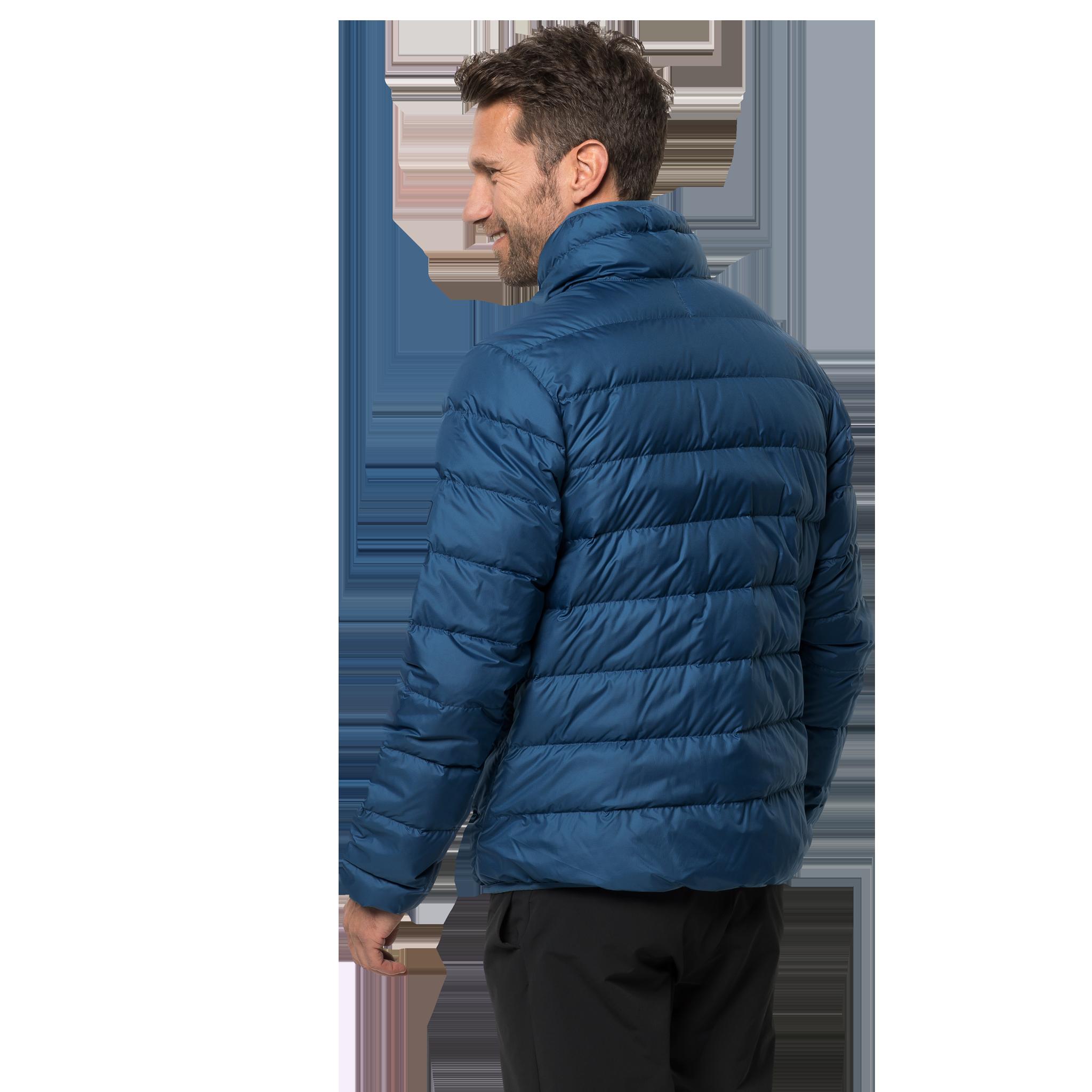Куртка мужская HELIUM HIGH синий Jack Wolfskin — фото 3