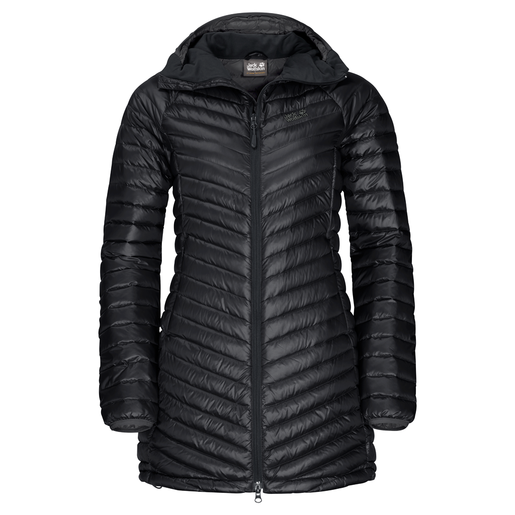 Куртка женская ATMOSPHERE COAT Jack Wolfskin — фото 1