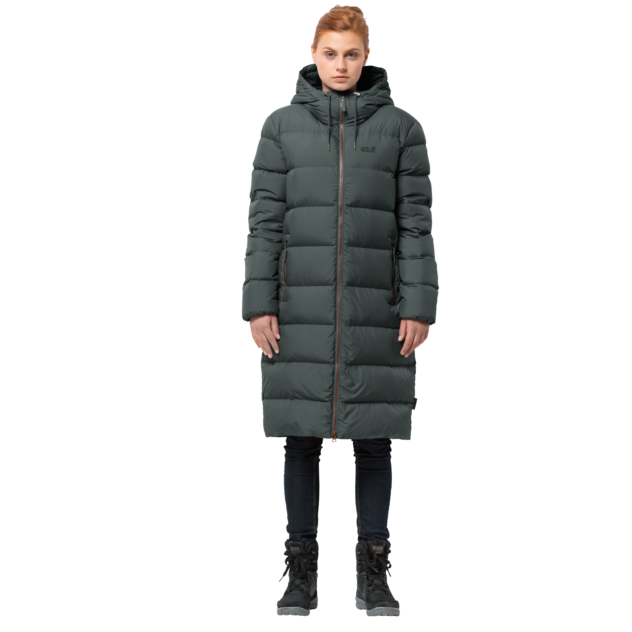 Куртка женская CRYSTAL PALACE COAT Jack Wolfskin — фото 2