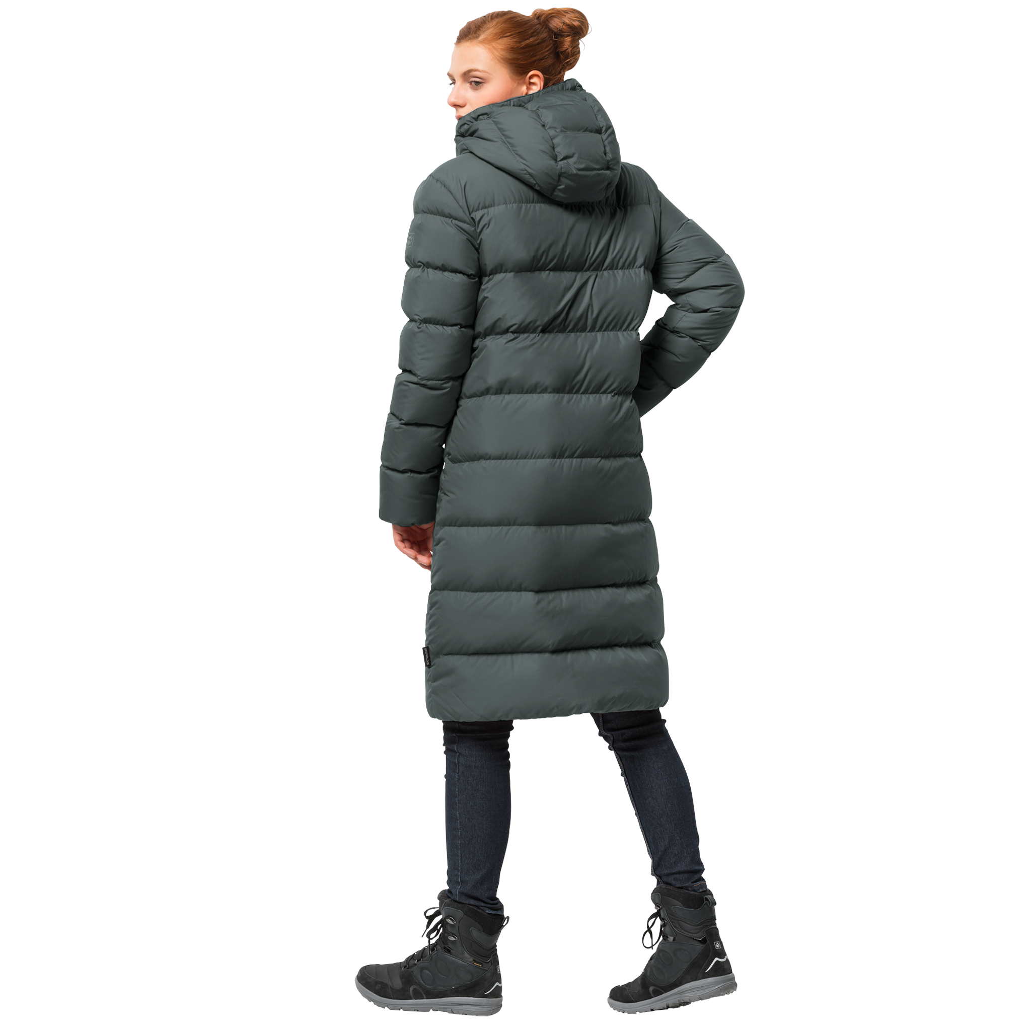 Куртка женская CRYSTAL PALACE COAT Jack Wolfskin — фото 3