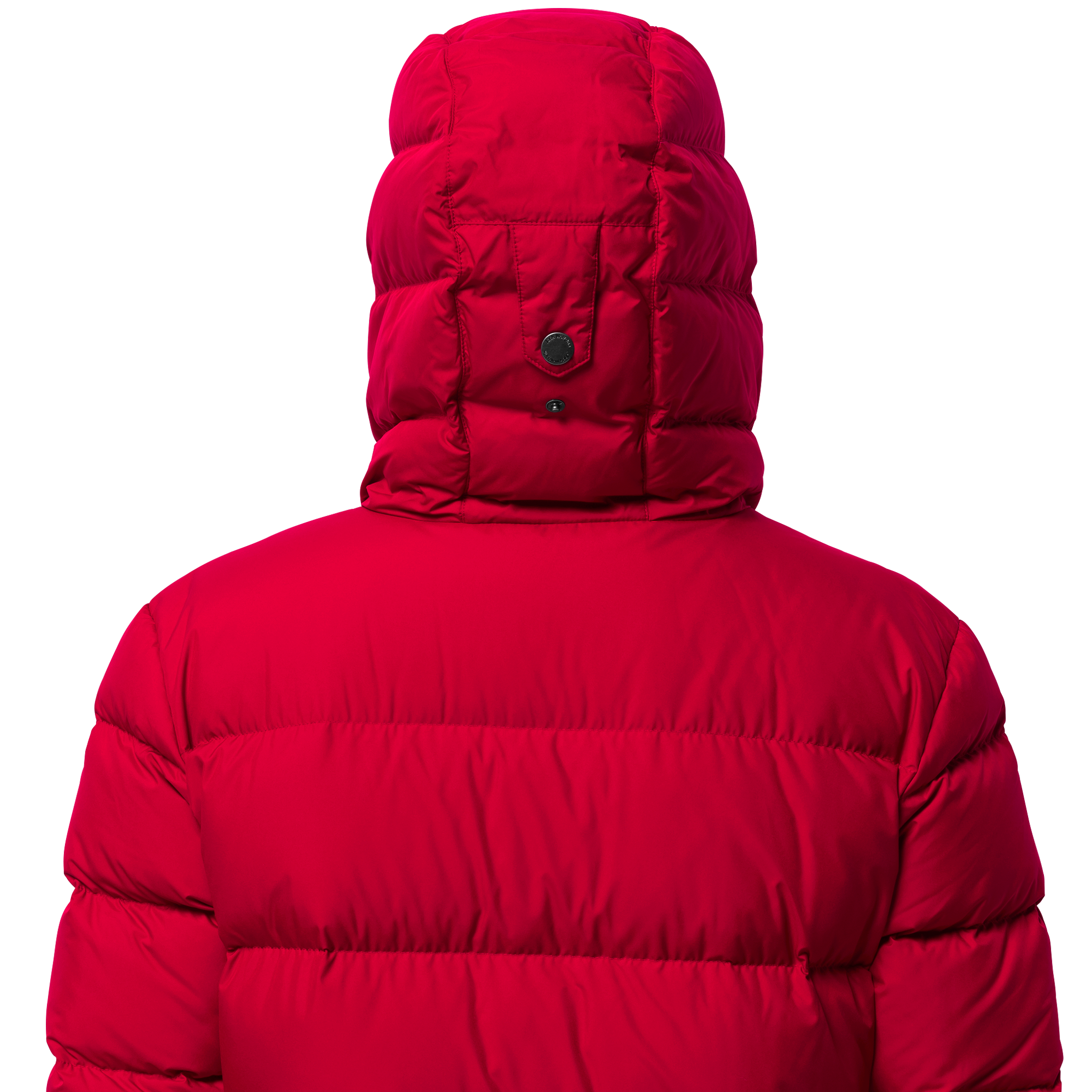 Куртка женская CRYSTAL PALACE COAT красный Jack Wolfskin — фото 5