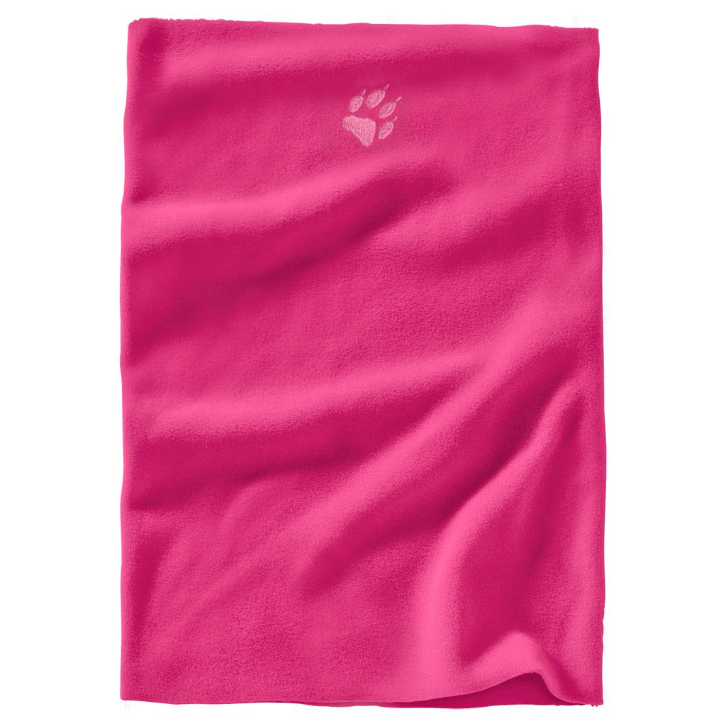 Шарф REAL STUFF LOOP KIDS розовый Jack Wolfskin — фото 1
