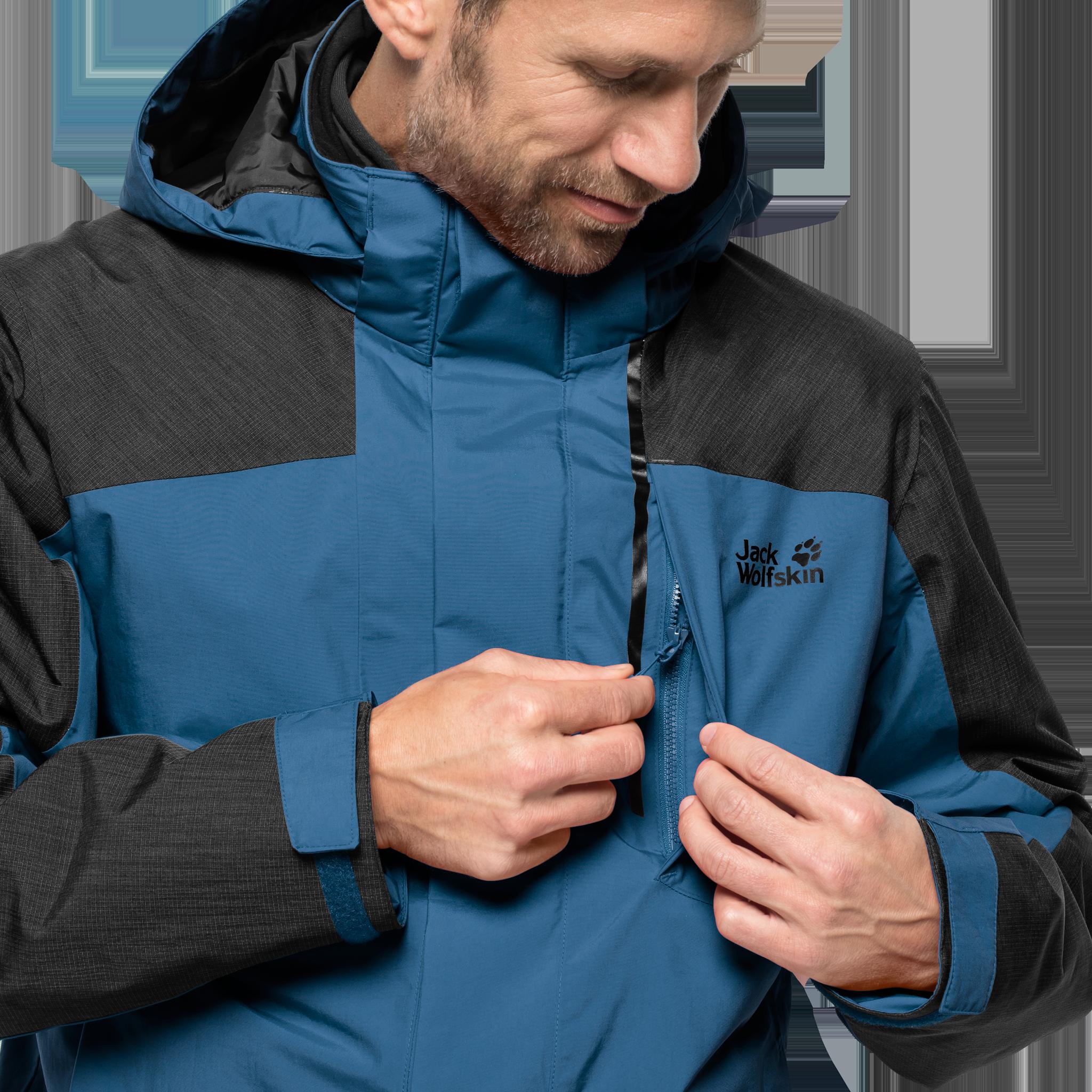 Куртка мужская VIKING SKY Jack Wolfskin — фото 7