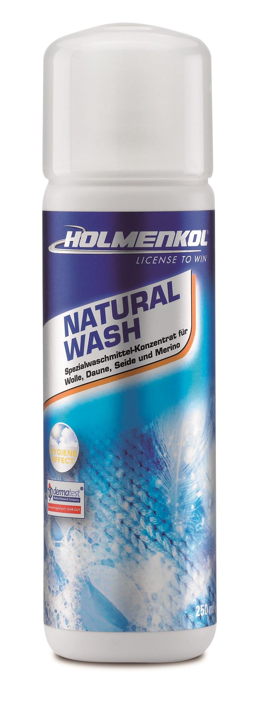 Средство деликатное Natural Wash Holmenkol — фото 1