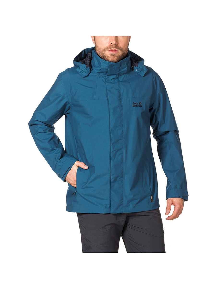 Куртка мужская HIGHLAND Jack Wolfskin — фото 3