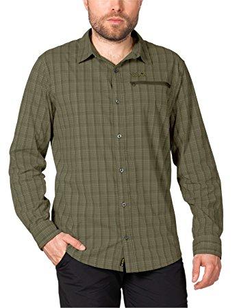 Рубашка мужская RAYS FLEX Jack Wolfskin — фото 1