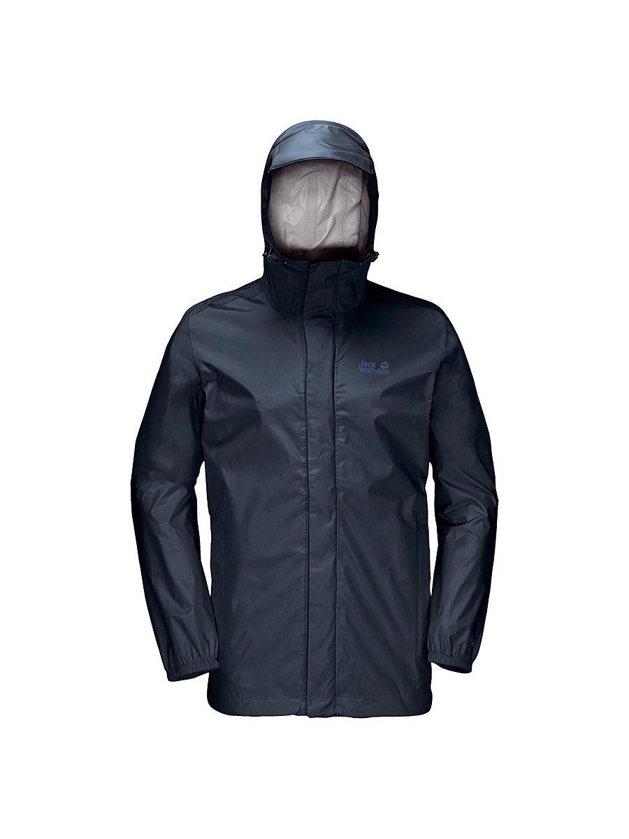 Куртка мужская CLOUDBURST SHORT SIZE Jack Wolfskin — фото 1
