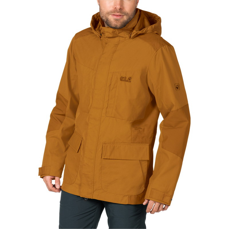 Куртка мужская STANLEY PARKA Jack Wolfskin — фото 2