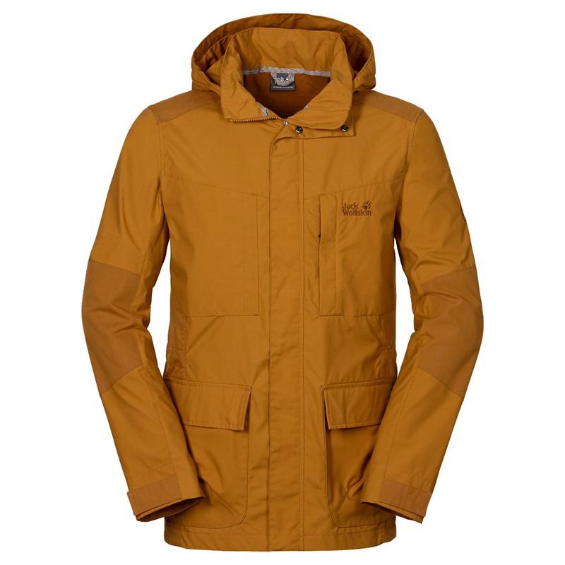 Куртка мужская STANLEY PARKA Jack Wolfskin — фото 1