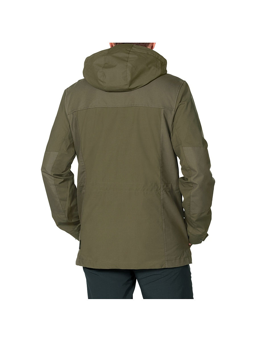 Куртка мужская STANLEY PARKA Jack Wolfskin — фото 9