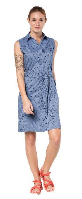 Платье SONORA SHIBORI Jack Wolfskin — фото 2