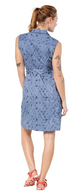 Платье SONORA SHIBORI Jack Wolfskin — фото 3