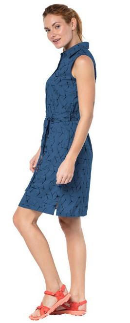 Платье SONORA SHIBORI Jack Wolfskin — фото 7