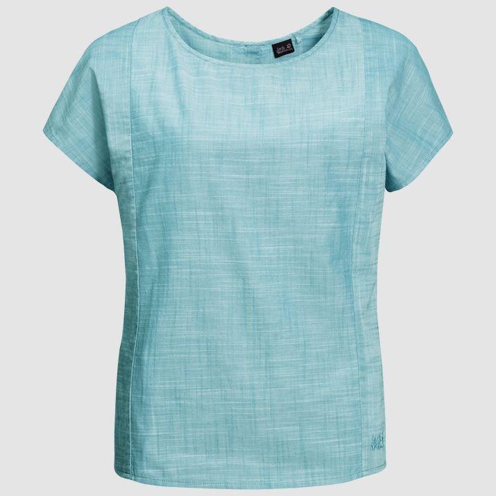Рубашка женская EMERALD LAKE Jack Wolfskin — фото 1