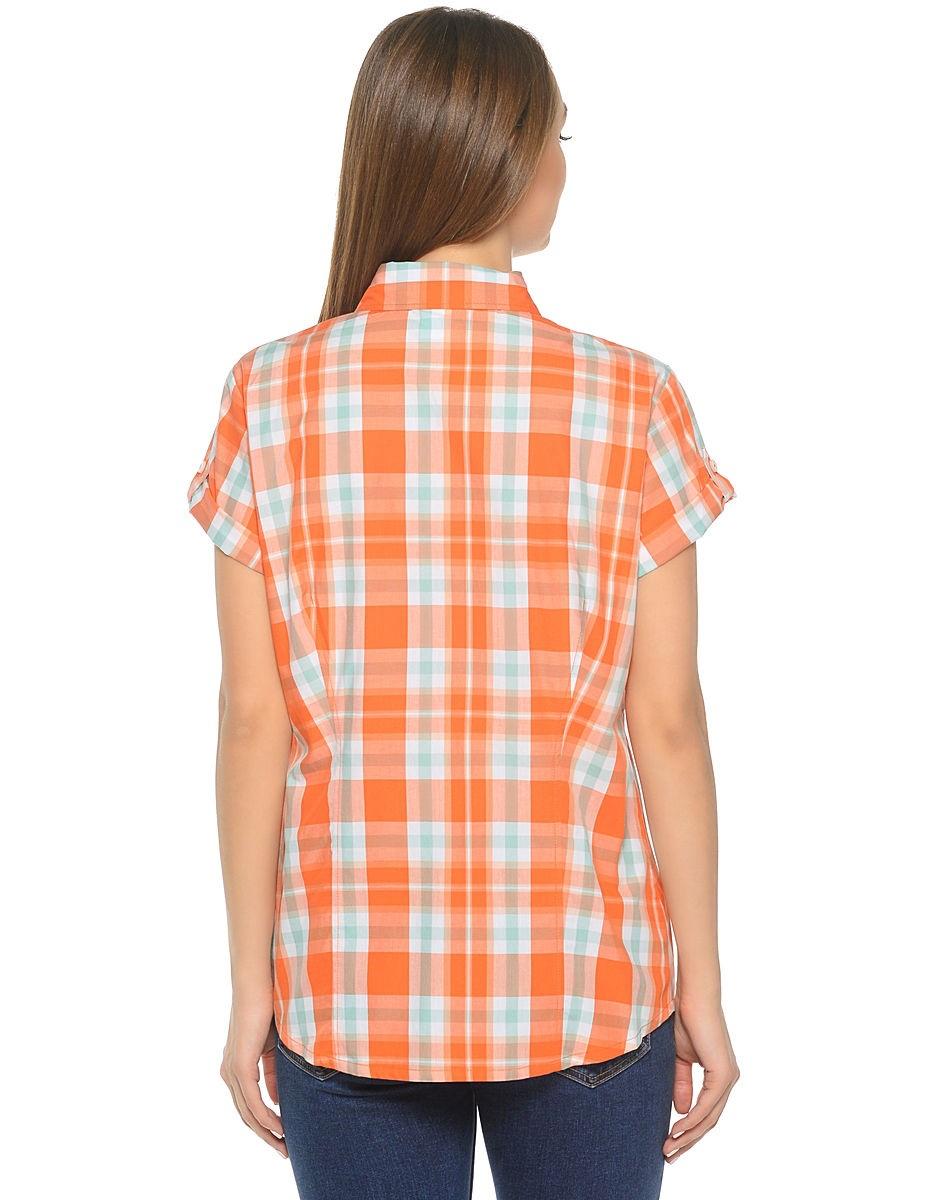 Рубашка женская AORAKI Jack Wolfskin — фото 7