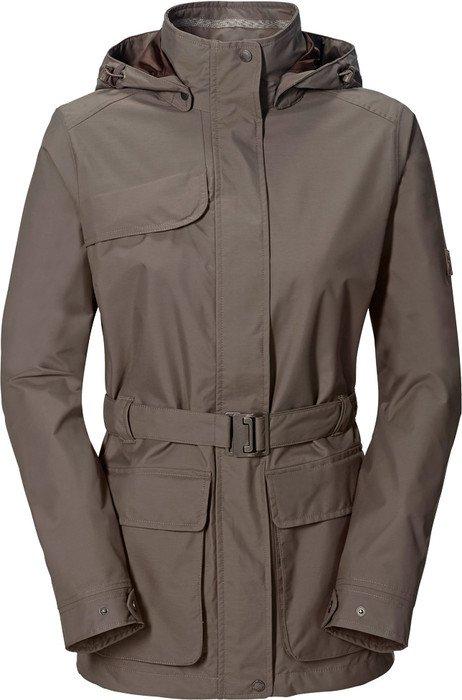 Куртка женская KIMBERLEY PARKA Jack Wolfskin — фото 3