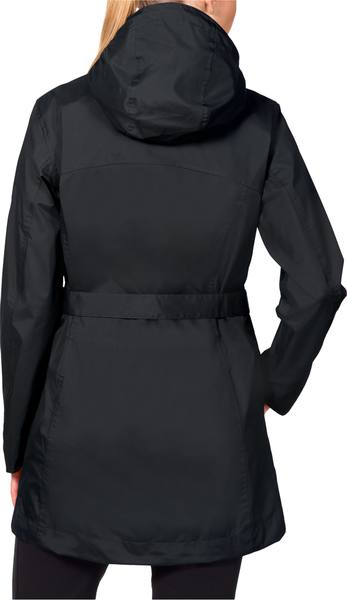 Куртка женская KYOGA COAT Jack Wolfskin — фото 10