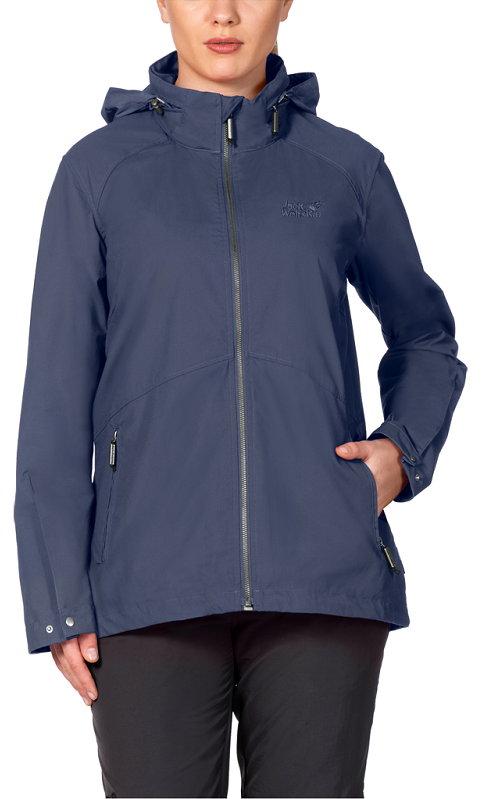 Куртка женская AMBER ROAD 2 Jack Wolfskin — фото 2