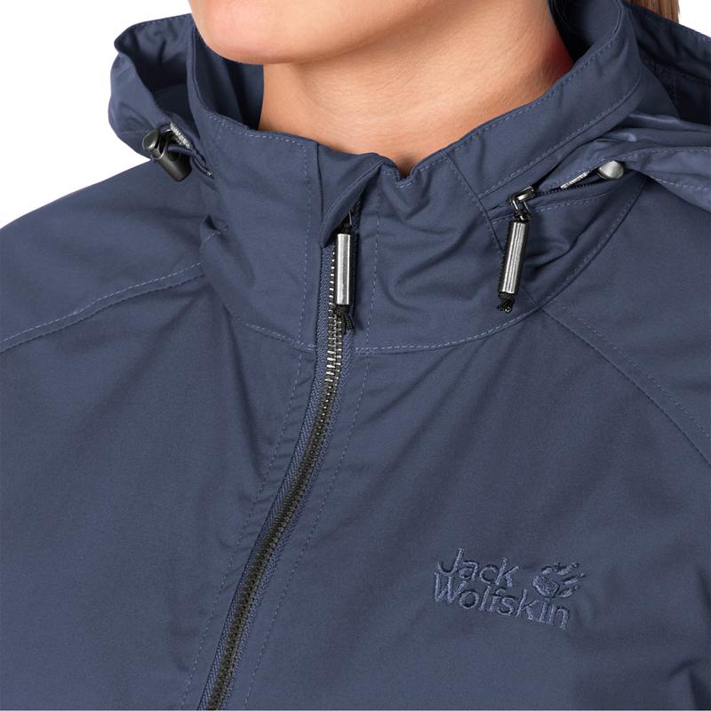 Куртка женская AMBER ROAD 2 Jack Wolfskin — фото 4