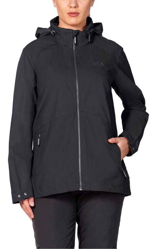 Куртка женская AMBER ROAD 2 Jack Wolfskin — фото 5