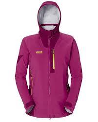 Куртка женская IONIC TEXAPORE Jack Wolfskin — фото 1
