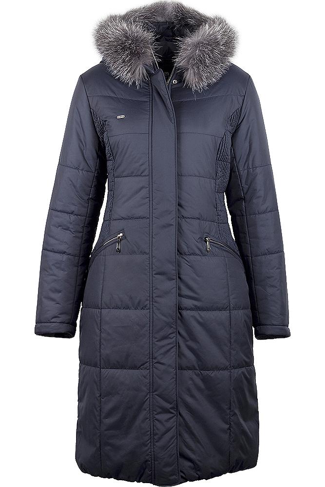Куртка женская зима 825Ч/100 LimoLady — фото 1