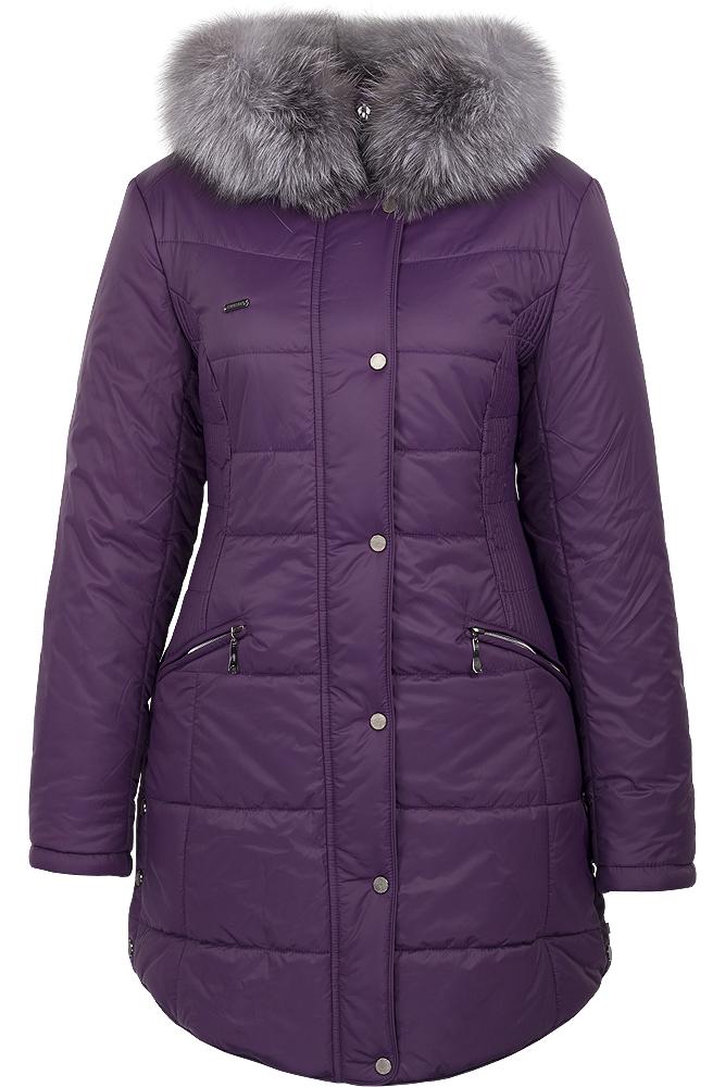 Куртка женская зима 833Ч/87 LimoLady — фото 8